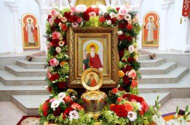 Евангелие дня: Литургия в день святого князя Владимира