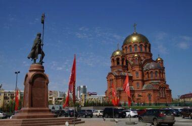 Волгоградская епархия приглашает на Региональный творческий фестиваль «Небесный покровитель Волгограда — Александр Невский»