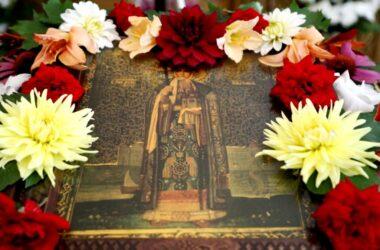 Евангелие дня: Литургия в день памяти святой равноапостольной княгини Ольги