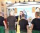 Воспитанники Камышинской воспитательной колонии приняли Таинство Крещения