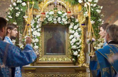 21 августа — празднование иконы Богородицы Толгская