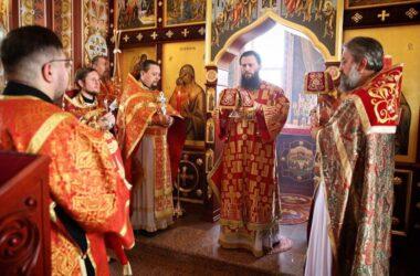 Митрополит Феодор: Церковный приход, Святая Церковь – это собрание любящих людей