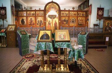 Евангелие дня:  Литургия в Неделю 6-ю по Пятидесятнице