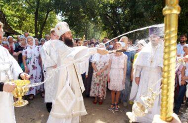 Митрополит Феодор: Там где мы молимся, там и Фавор