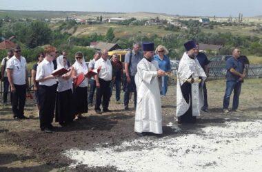 В Камышине молитвенно почтили память Владимира Ерофеева
