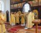 В день успения праведной Анны в Свято-Вознесенской обители состоялось архиерейское богослужение