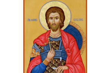 Святая Церковь чтит память мученика Иоанна Воина