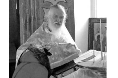 Отошел ко Господу протоиерей Владимир Поляков
