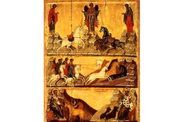 31 августа — память мучеников Флора и Лавра Иллирийских