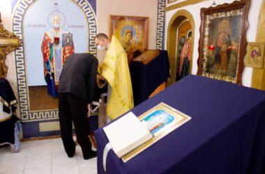 Заместитель руководителя Отдела по тюремному служению Волгоградской епархии посетил места лишения свободы