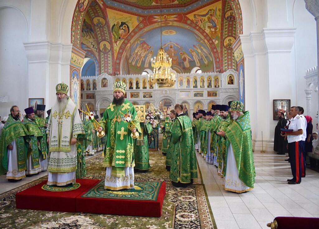 В Спасо-Преображенском монастыре почтили память преподобной Арсении (Себряковой)