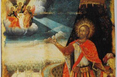 12 сентября Православная Церковь будет праздновать перенесение мощей святого благоверного великого князя Александра Невского
