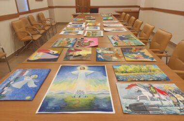 Открыт прием работ на XVII Международный конкурс детского творчества «Красота Божьего мира»