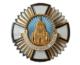 Высокой награды — Патриаршего знака храмостроителя – удостоен митрополит Герман (Тимофеев)