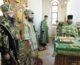 Митрополит Феодор принял участие в престольных торжествах Свято-Сергиевского храма г. Смоленска