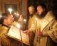 Архипастыри совершили Всенощное бдение в Свято-Троицком Болдином монастыре