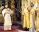 Литургию в Свято-Успенском кафедральном соборе г. Смоленска возглавил митрополит Феодор