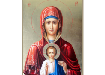 Церковь чтит икону Богородицы «Услышательница» (Зографская)