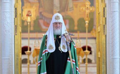 Святейший Патриарх Кирилл выразил благодарность митрополиту Феодору
